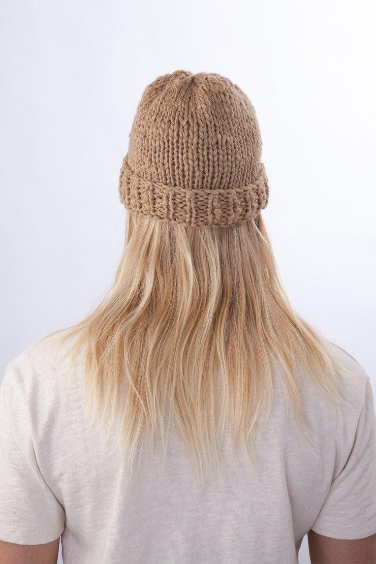 Wool Hat Mustard
