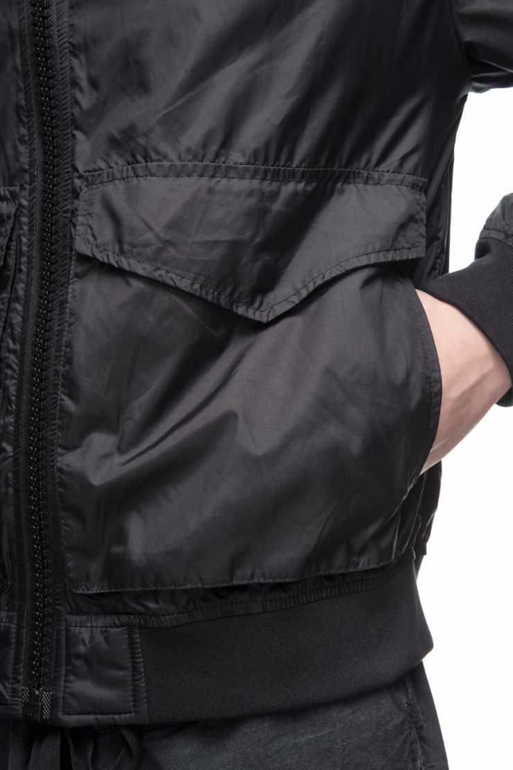 Patchpocket Bomber