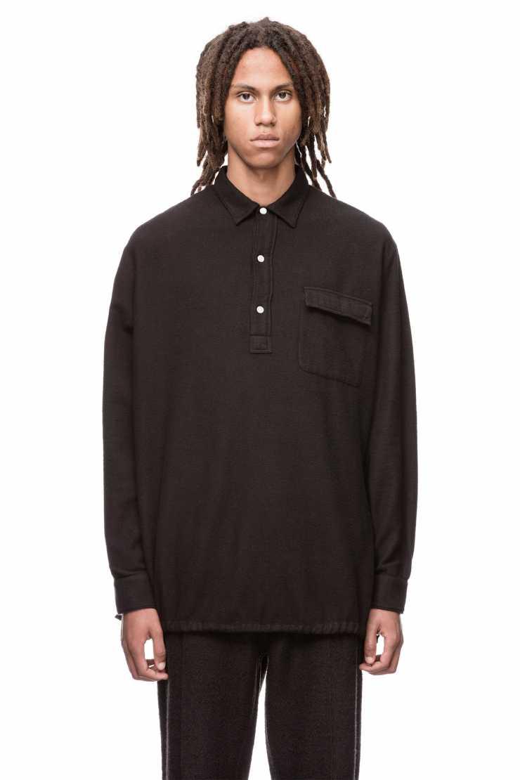 Vent Popover Shirt