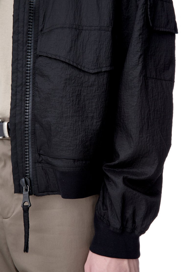 Patch Pocket Bomber