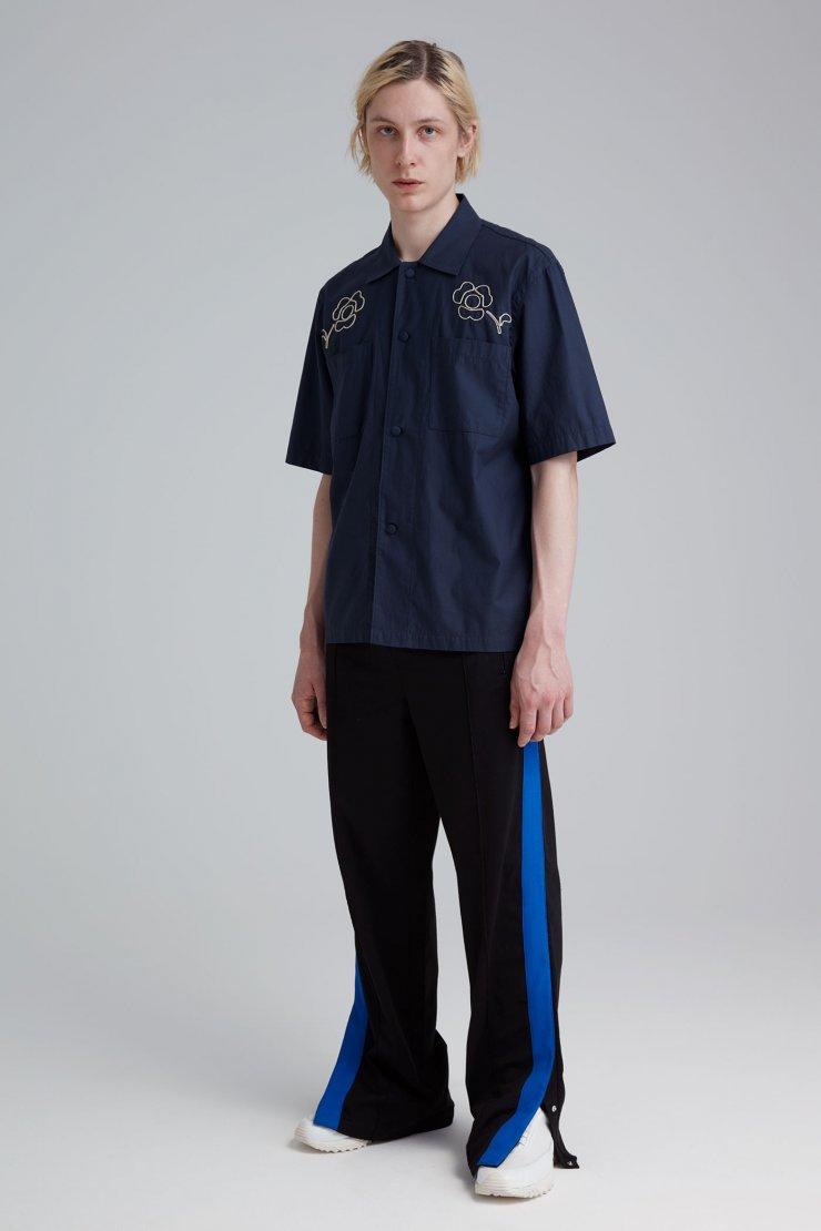 Short Sleeve Box Shirt