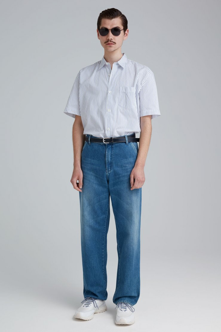 Initial Short Sleeve Shirt