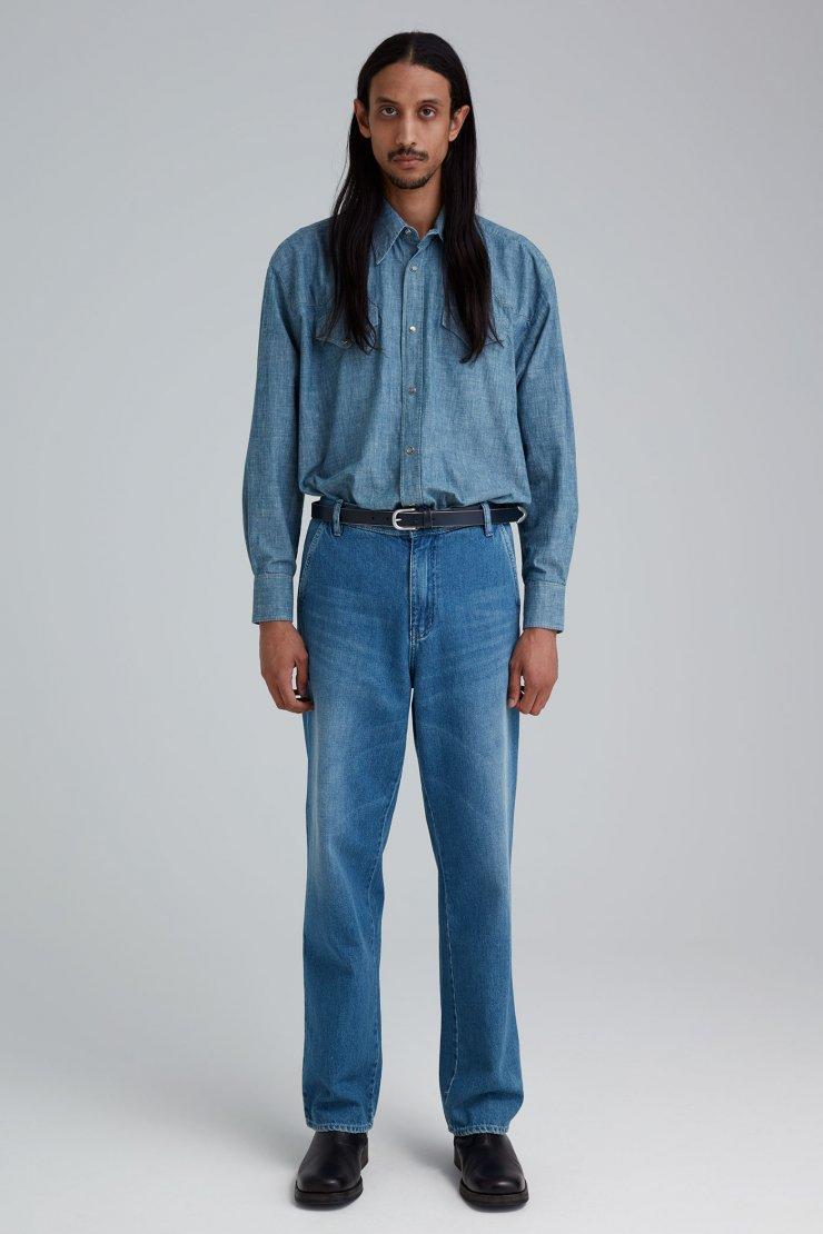 Oversized Ranch Shirt