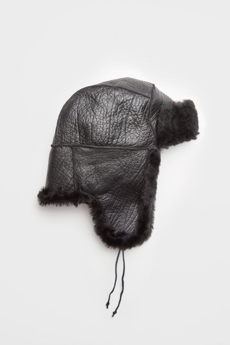 Shearling Hat