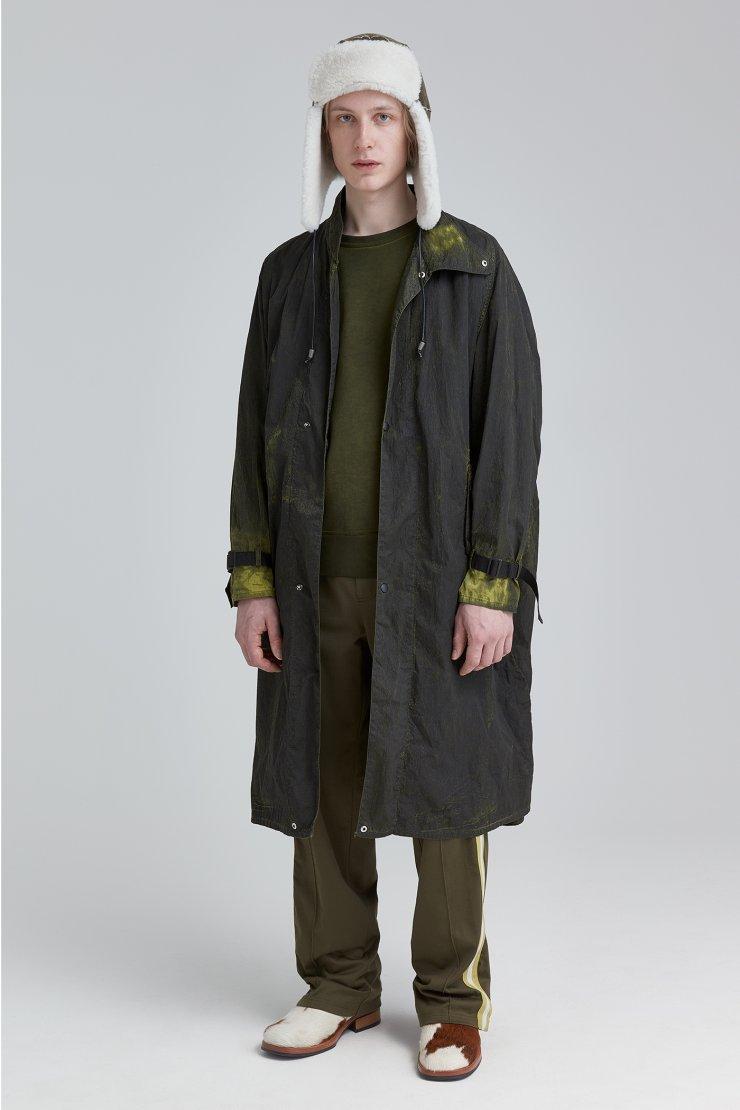 Long Cape Coat