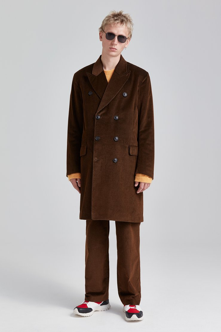 DB Coat Brown
