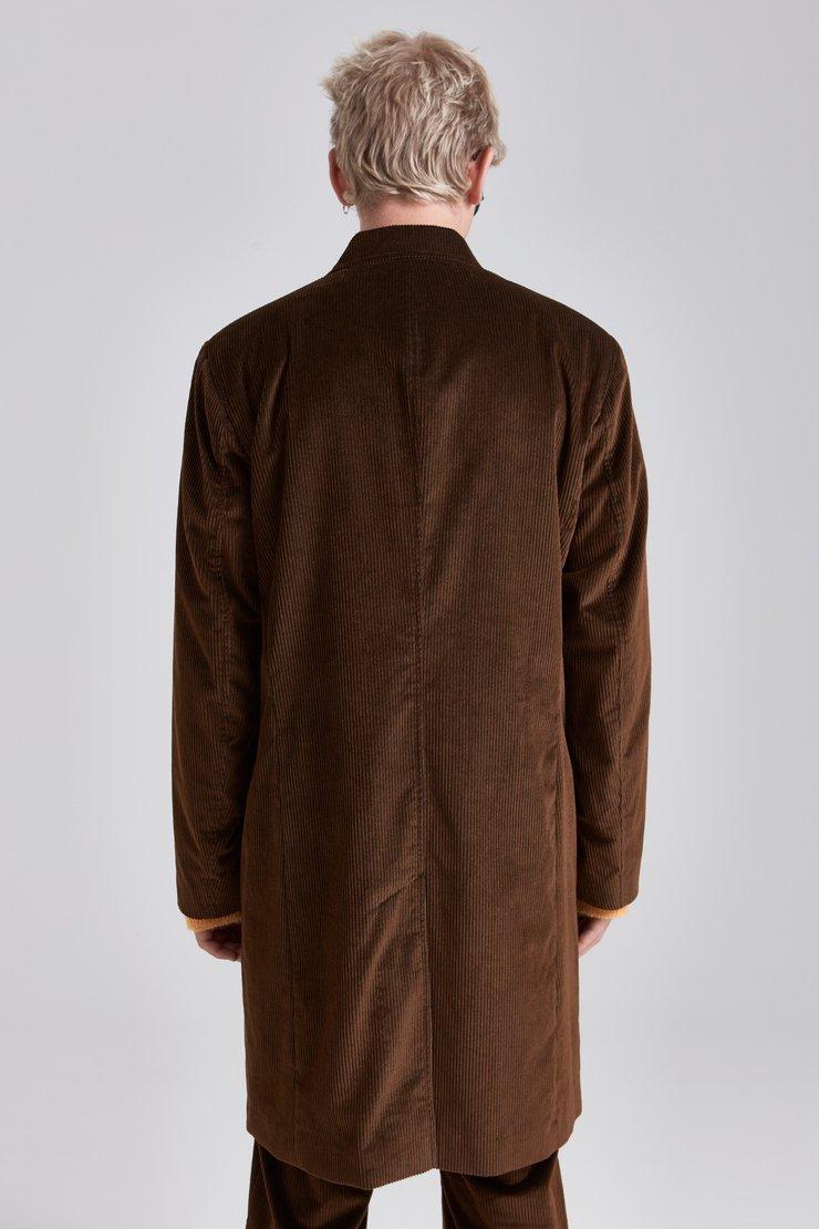 DB Coat Brown