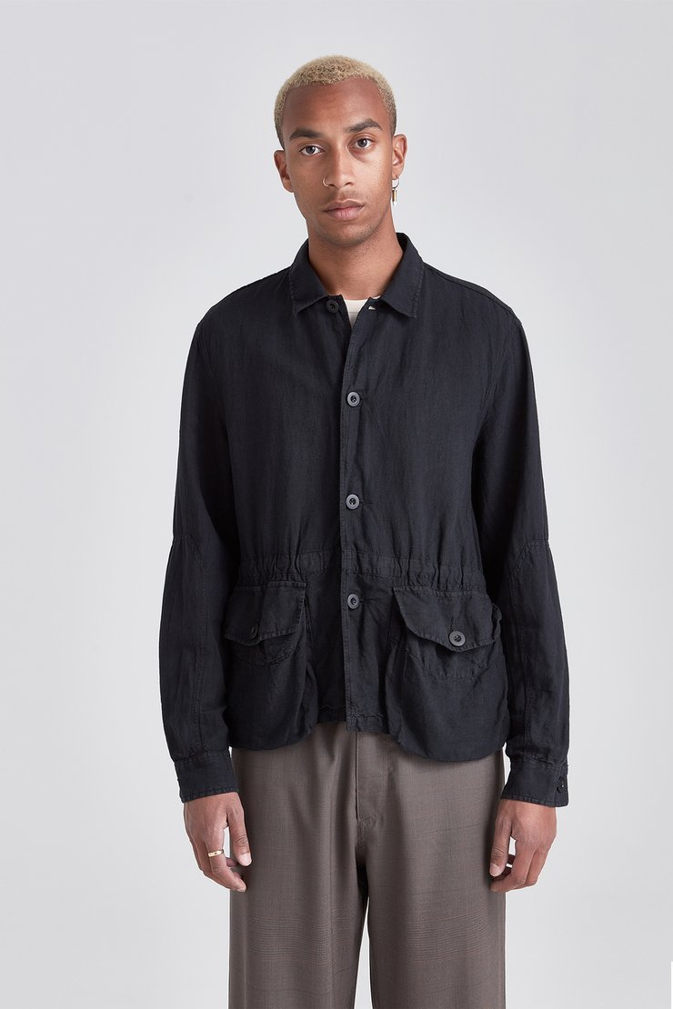 PUFF POCKET SHIRT JACKET