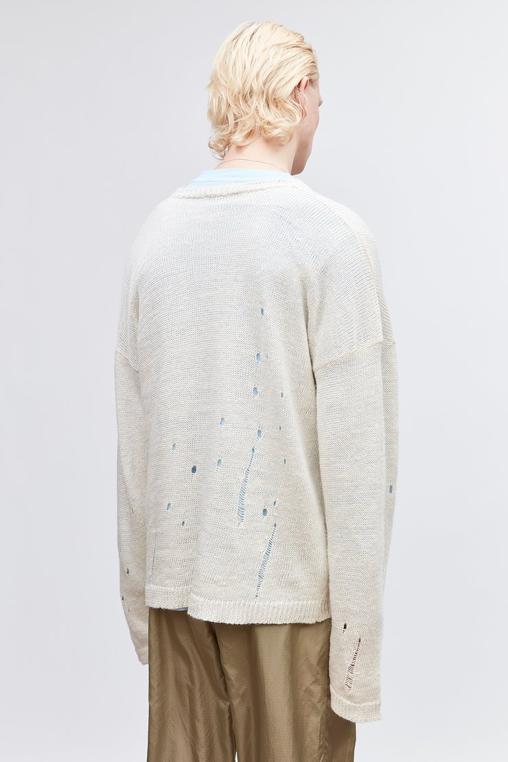POPOVER DROP KNIT