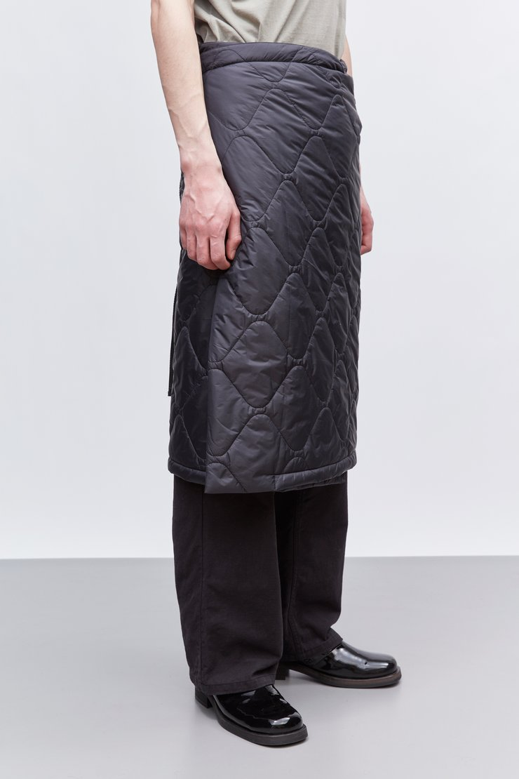 QUILTED SARONG