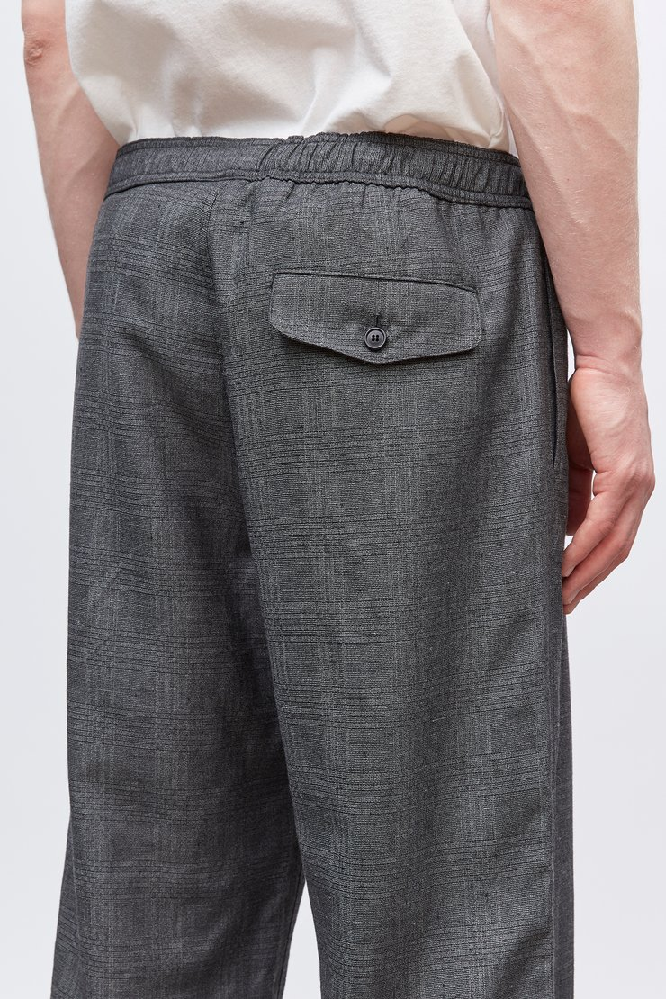 DRAPE REGULAR TROUSER