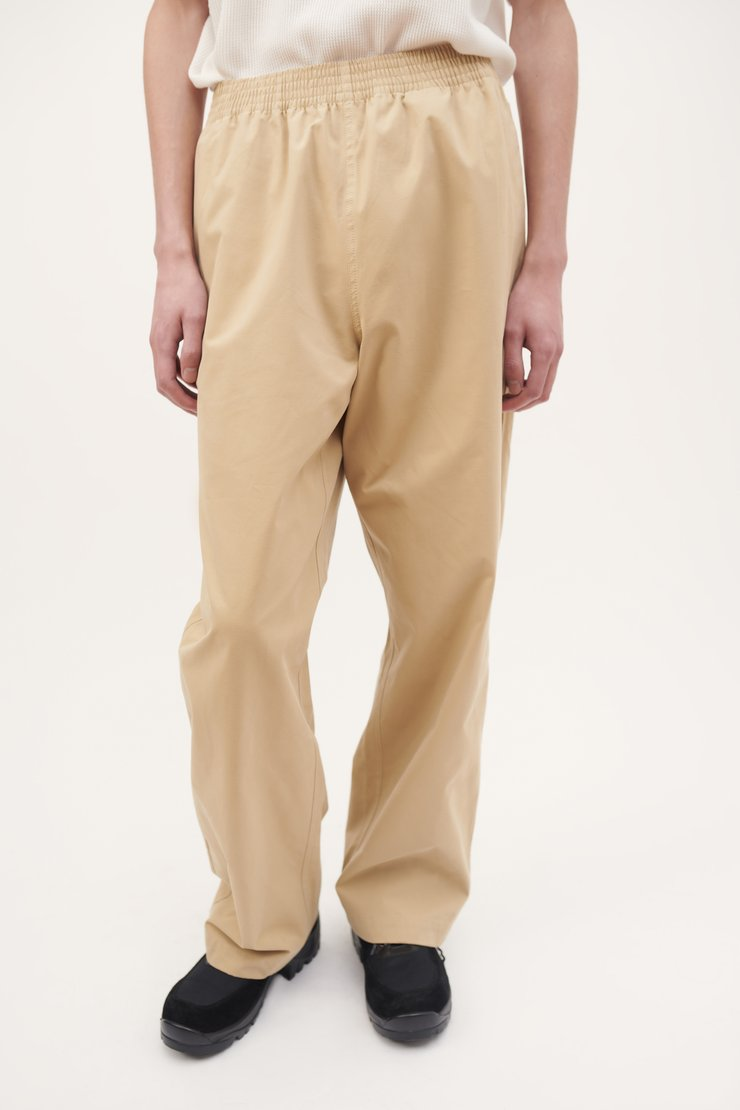 REDUCED TROUSER