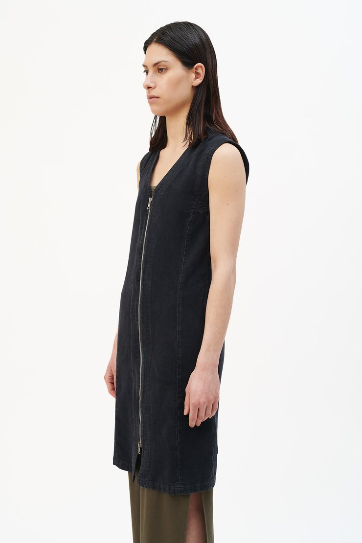 LAB ZIP DRESS