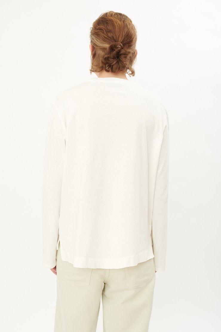 SQUARE LONG SLEEVE T-SHIRT