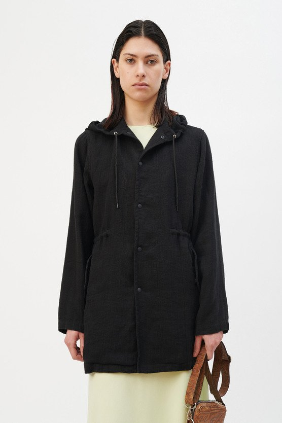 CROPPED GUST JACKET