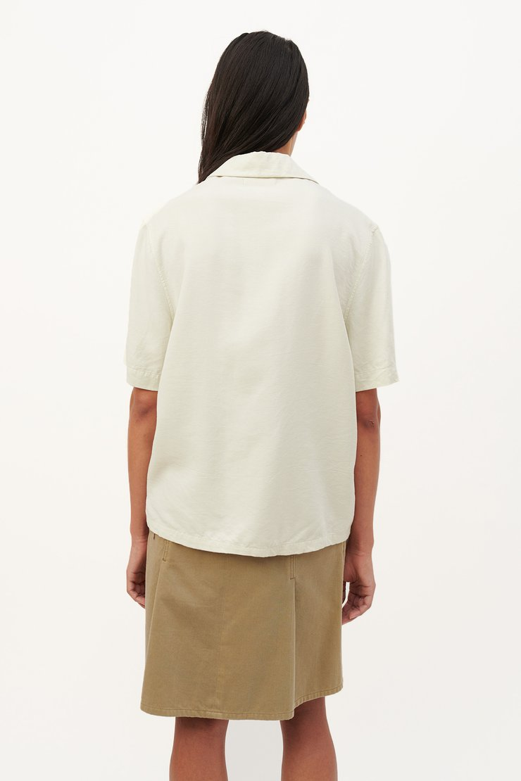 SHORT SLEEVE SQUARE SHIRT