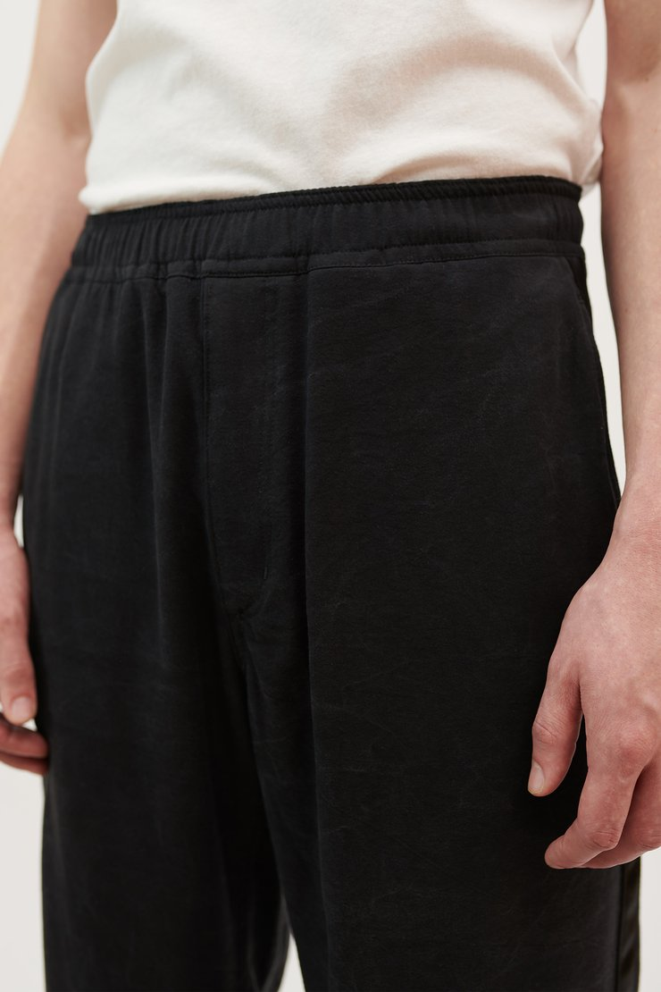DRAPE TROUSERS SIDE STRIPE