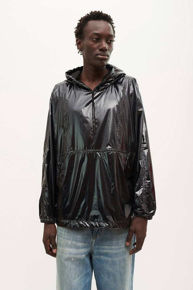 CONSTRUCTED FESTIVAL PARKA