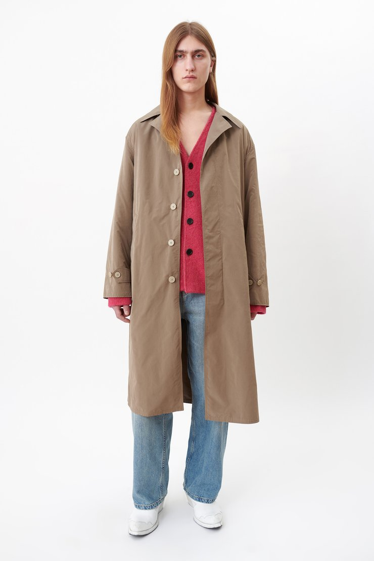 LONGFIN COAT