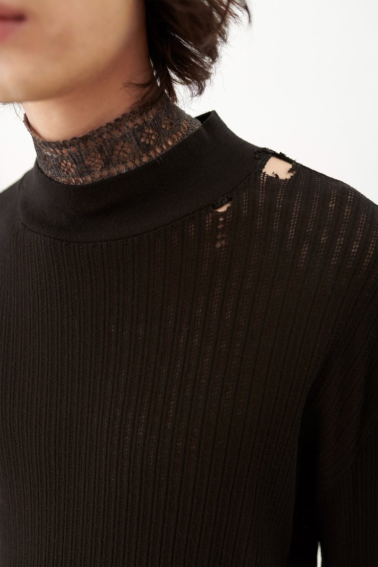 ARTIST TURTLENECK