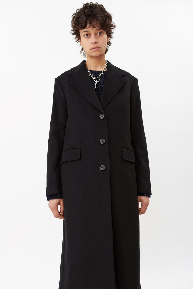 CONSTRUCTED SHARP COAT