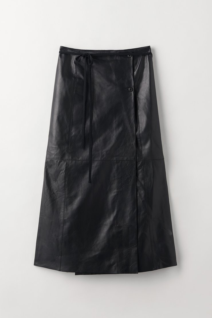 LEATHER SARONG