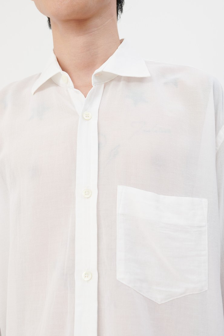 CUT AWAY SHIRT