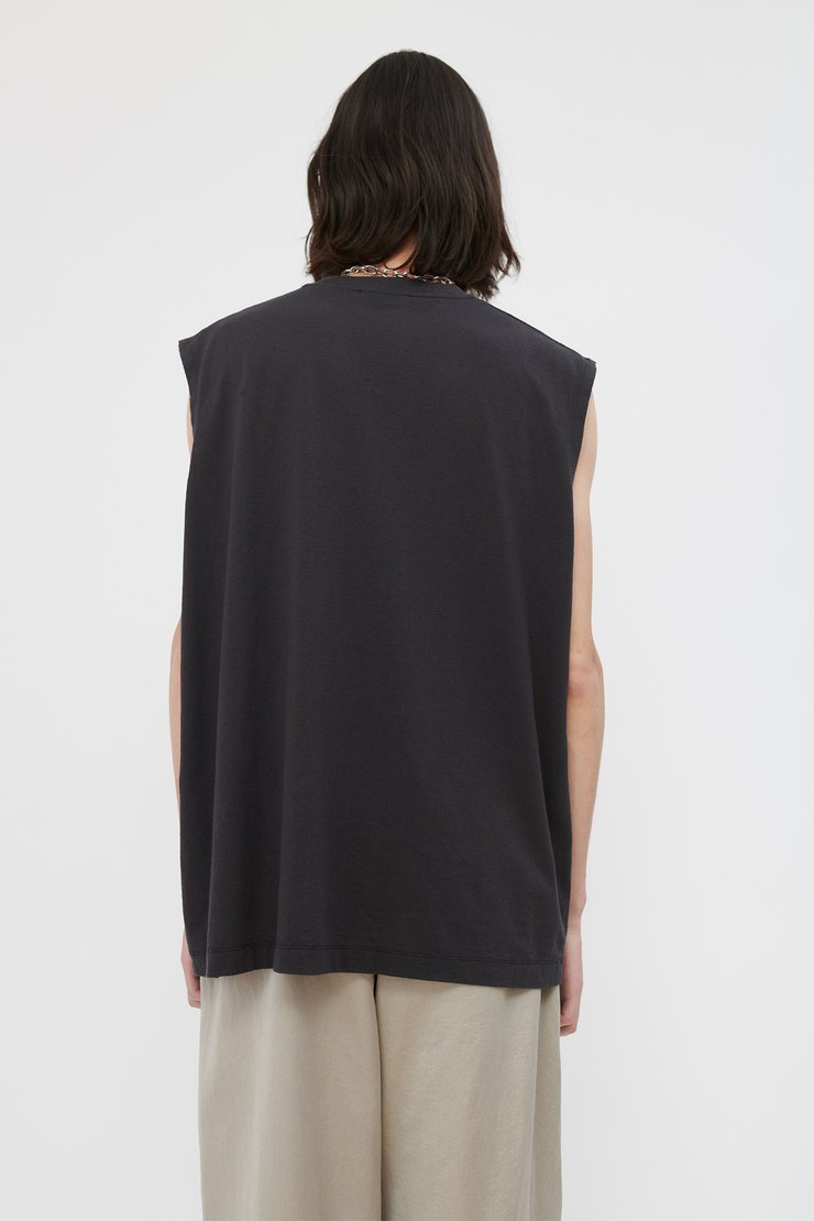 BOX SLEEVELESS