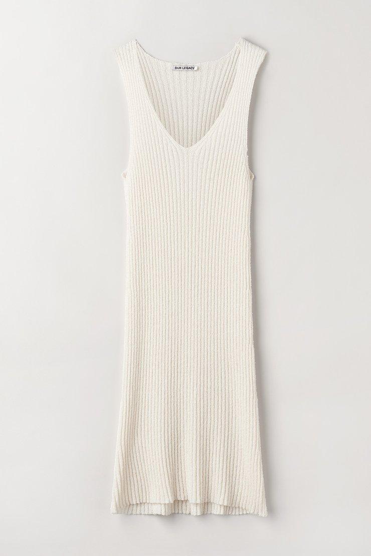 TANK KNIT DRESS