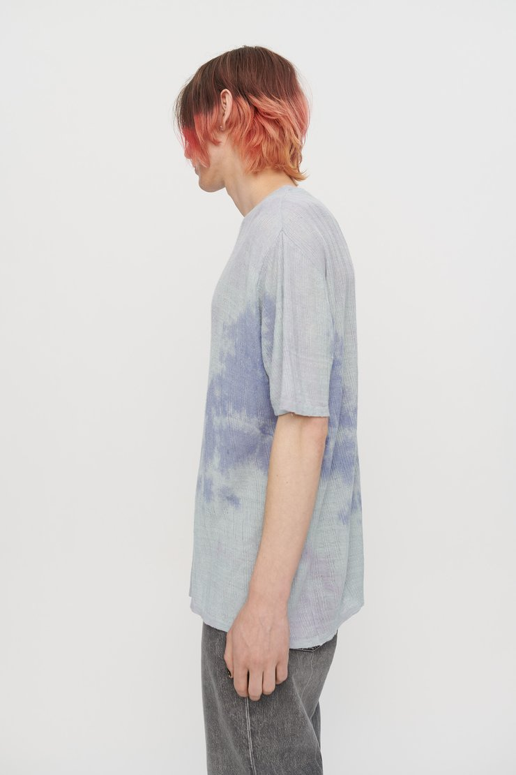 KNITTED BOX TEE