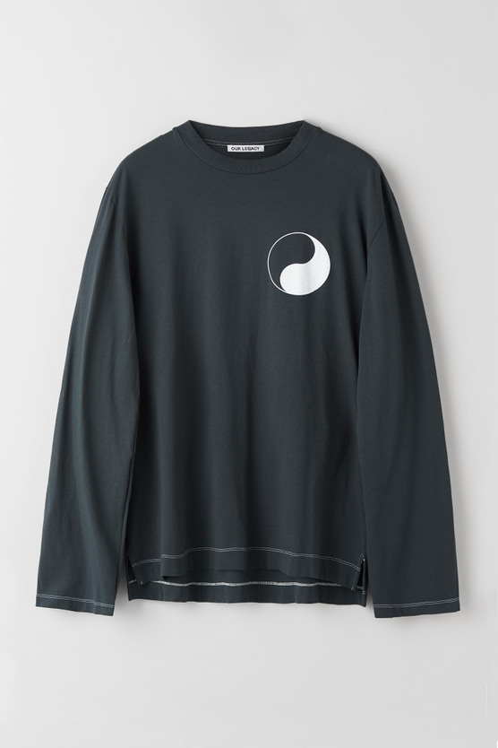 BOX LONG SLEEVE