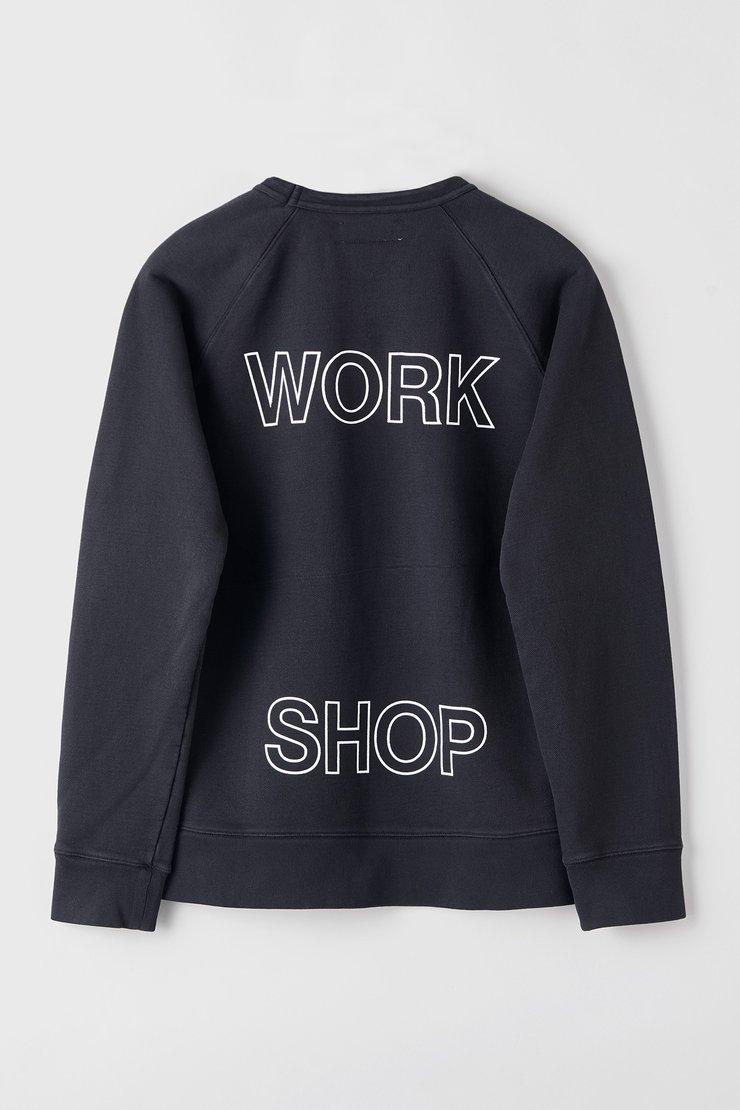 WORK SHOP SWEAT