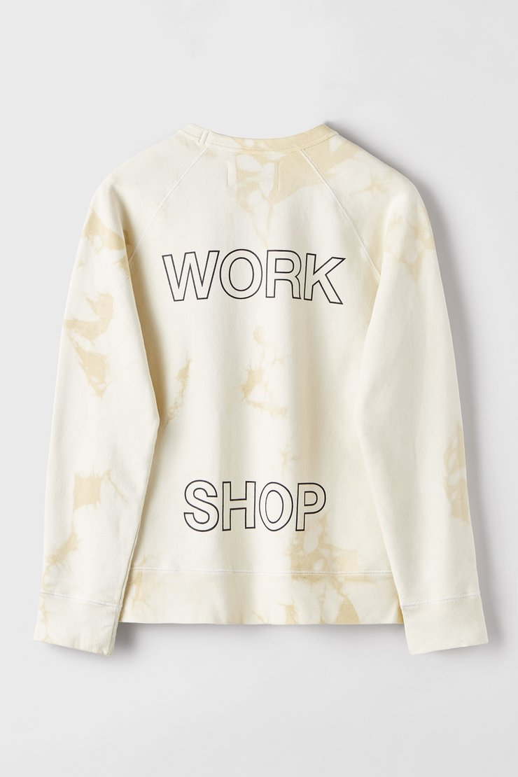 WORK SHOP SWEAT