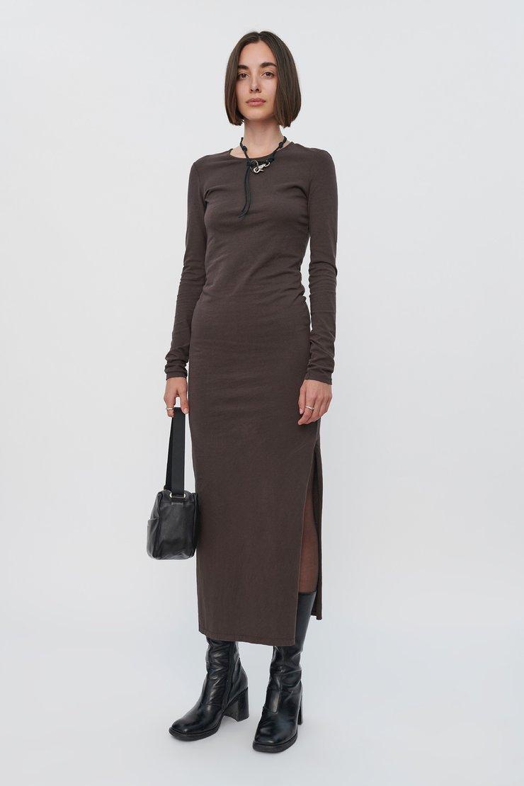 FULL JERSEY DRESS