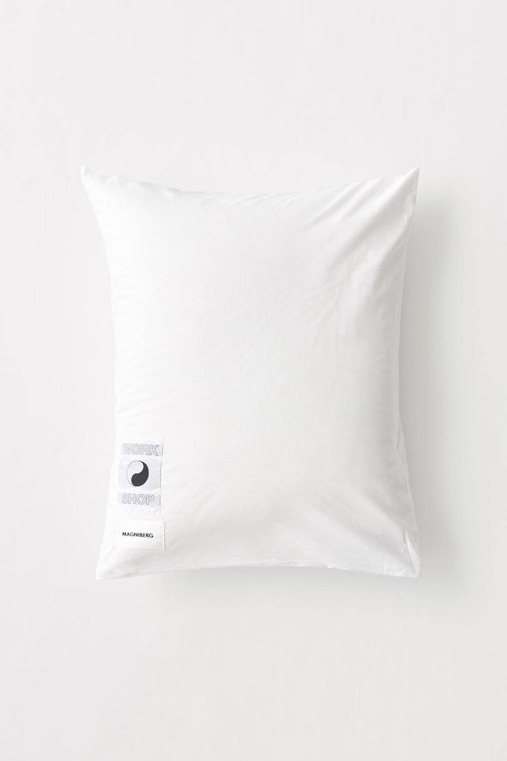 WORK SHOP MAGNIBERG PILLOW CASE