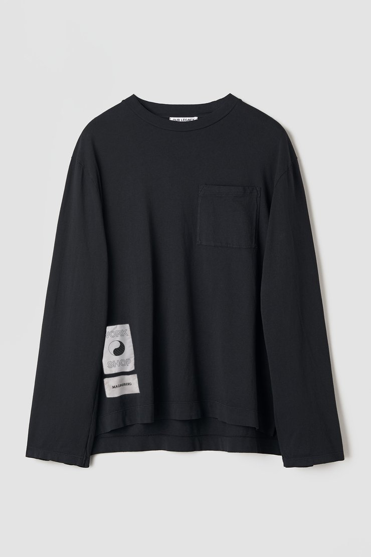 WORK SHOP MAGNIBERG BOX LONG SLEEVE