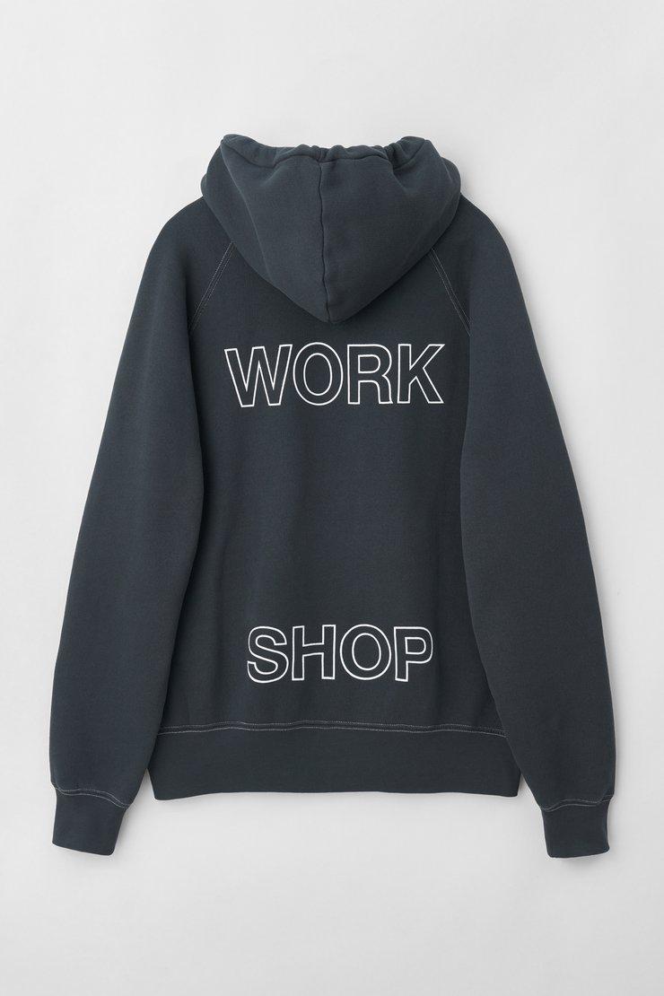 WORK SHOP HOOD