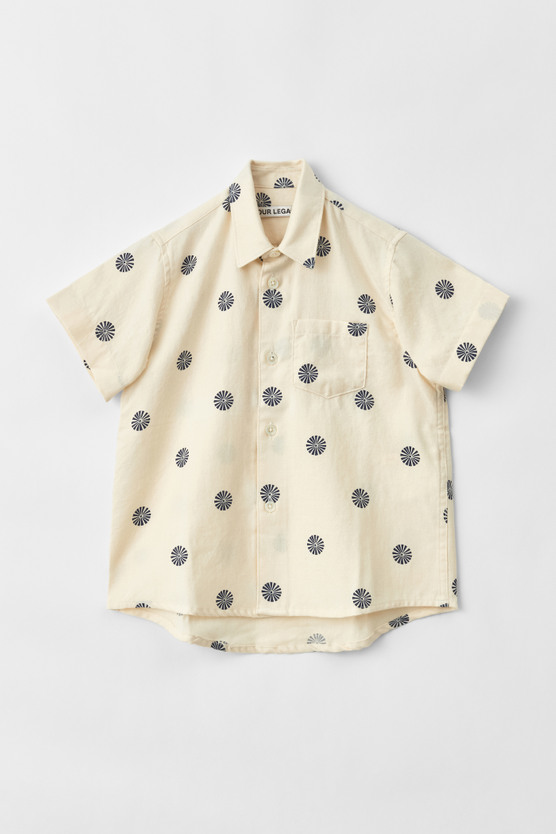 KIDS SHORTSLEEVE SHIRT