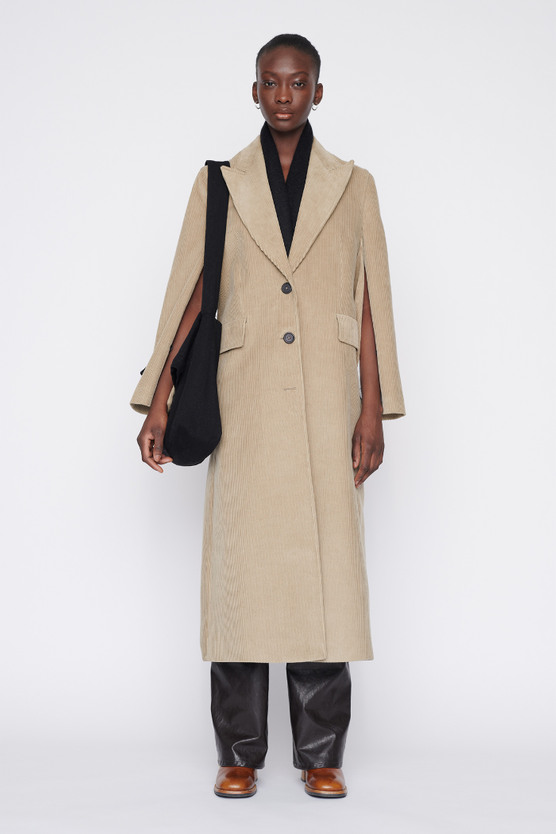 EXTENDED COAT